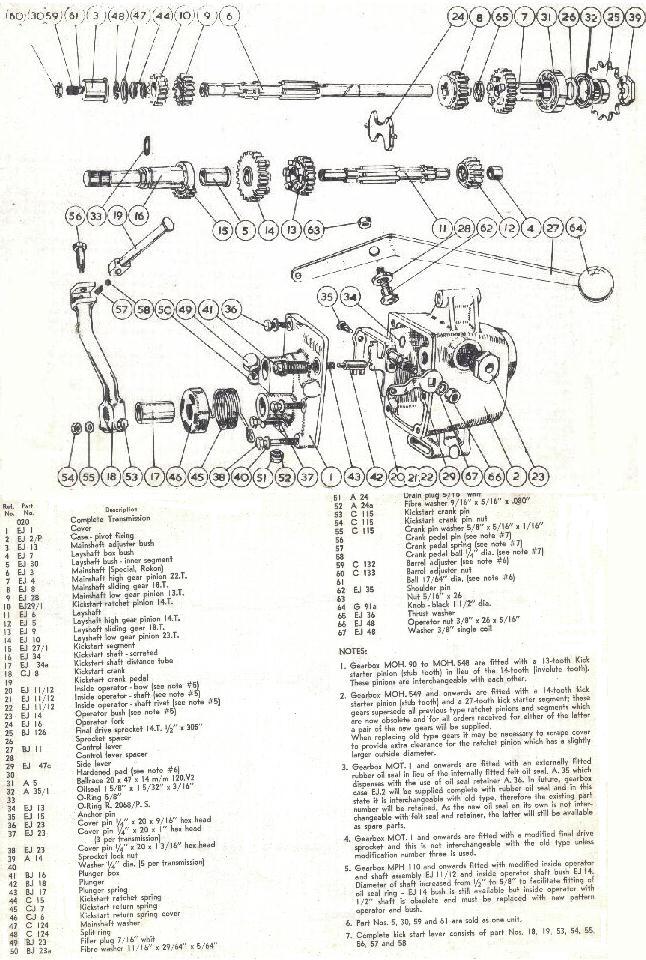 rokon parts