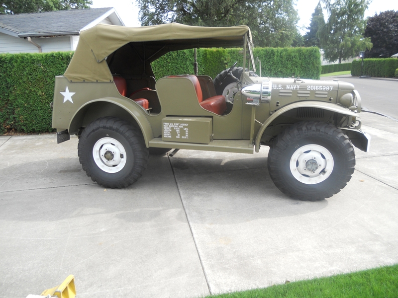 Dodge WC56 Command Car for sale