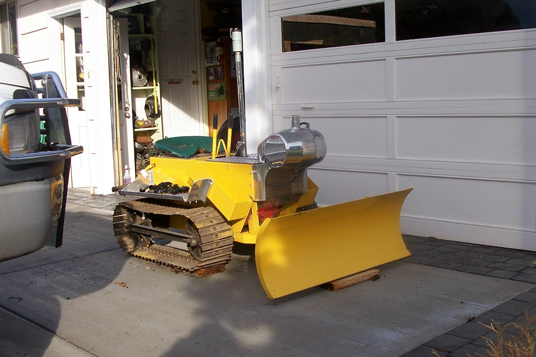 1967 Struck mini dozer